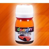 Mazda Racing Orange