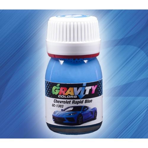 Chevrolet Rapid Blue