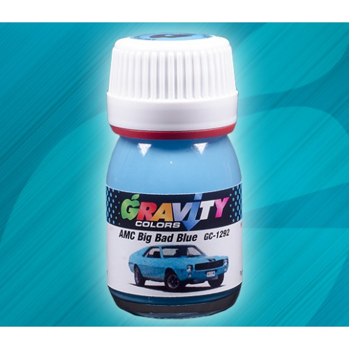 AMC Big Bad Blue Gravity Colors Paint– GC-1292