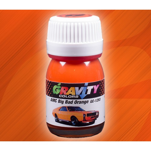 AMC Big Bad Orange Gravity Colors Paint– GC-1293