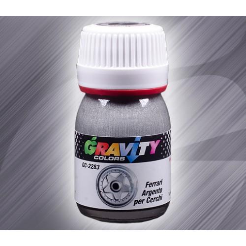 Ferrari Argento per Cerchi Gravity Colors Paint– GC-2283