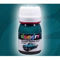 Chevrolet Neptune Green Gravity Colors Paint– GC-2287