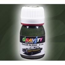Chevrolet Neptune Green Gravity Colors Paint– GC-2288