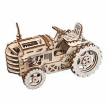 Tractor LK401 - Mechanical Gears Car Model