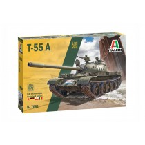 Soviet T-55 MBT 100% New Tooling 1/72