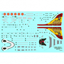 SE2048 / AIR TATTOO 2019 / HARRIER AV-8B Plus / 9ª Escuadrilla 1/48