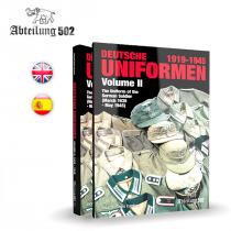 DEUTSCHE UNIFORMEN 1919-1945 - El uniforme del soldado alemán. Volumen II: 1935-1945