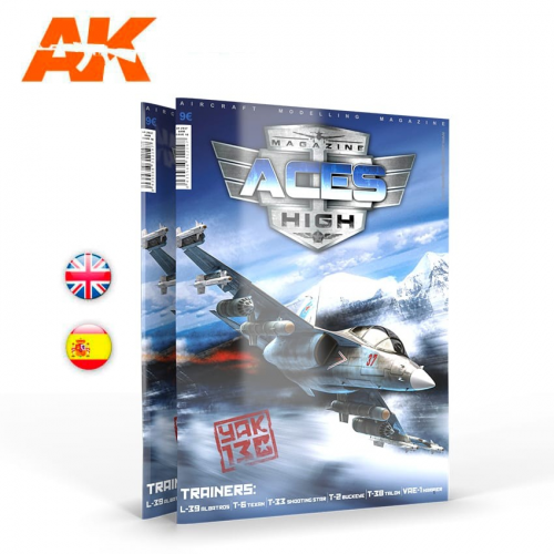 ACES HIGH MAGAZINE NÚMERO 7 SILVER WINGS