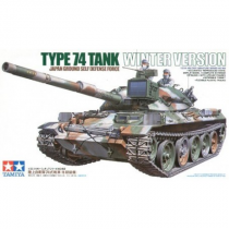 Type 74 Winter Scheme JGSDF 1/35