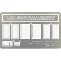 Challenger 2 Photo-Etched Parts Set 1/35