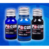 Sparco Blue Fabric Focus Paint Set F-1016