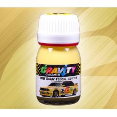 BMW Dakar Yellow