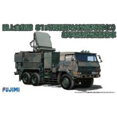 JGSDF Type 81 SAM (C) Fire Control Systems Vehicle 1/72