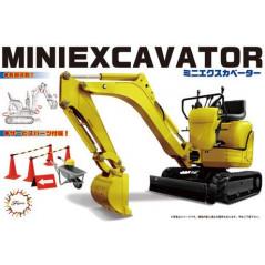 Mini excavadora 1/32