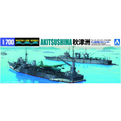 Seaplane Tender AKitsushima 1/700
