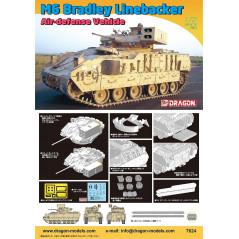 M6 Bradley Linebacker Air-defense Vehicle 1/72