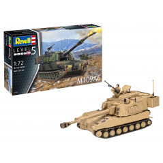"M109A6 ""Paladin"" 1/72"
