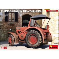 GERMAN TRAFFIC TRACTOR D8532 1/35