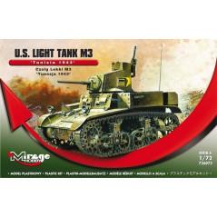 U.S. Light Tank M3 'TUNISIA 1943' 1/72