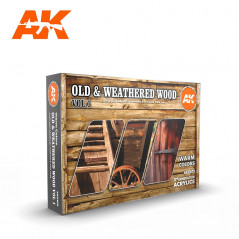 OLD & WEATHERED WOOD VOL. 1