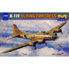 B-17F Flying Fortress 1/48