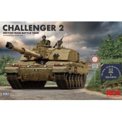 CHALLENGER 2 BRITISH MAIN BATTLE TANK 1/35