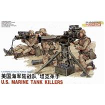 U.S Marine Tank killers 1/35