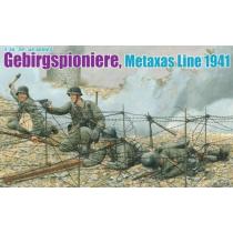 Gebirgspioniere Metaxas Line 1941 1/35
