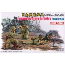 Imperial Japanese Army Infantry Peleliu 1944 1/35