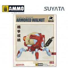 Mobile Armor - Armored Walnut