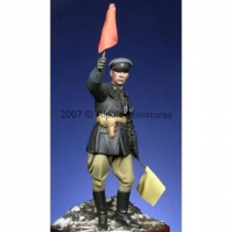 RUSSIAN OFFICER 120 MM. ALPINE