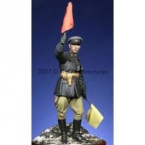 RUSSIAN OFFICER 120 MM. ALPINE