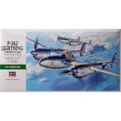 P-38J Lightning 'Virginia Marie'