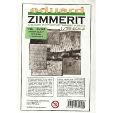 ZIMMERIT STUG IV AUSF. G LATE 1/35 EDUARD