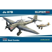 Junkers Ju 87B 'Stuka' Dual Combo