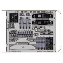 Sikorsky HH-60H interior (self adhesive) 1/48