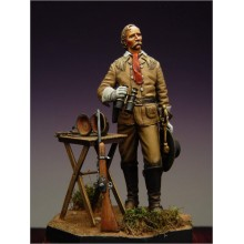 George Custer, Black Hill 54MM.