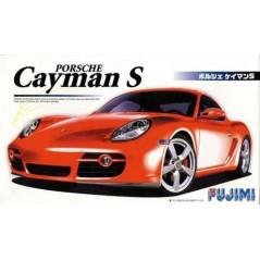 Porsche Cayman S 1/24