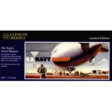 US NAVY BLIMP 1/330