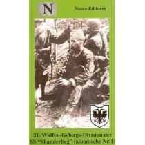 WAFFEN-GEBIRDS-DIVISION DER SS SKANDERBEG