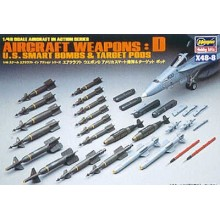 AIRCRAFT WEAPONS:U.S. SMART BOMBS 1/48