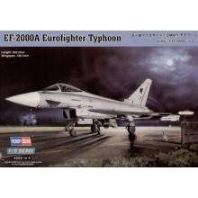 Eurofighter EF-2000 Typhoon con calcas Españolas 1/72