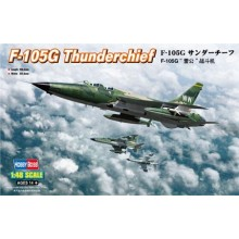F-105G Thunderchief 1/48