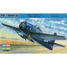 Grumman F8F-1 Bearcat 1/48