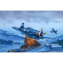 Vought F4U-4 Corsair Late version 1/48