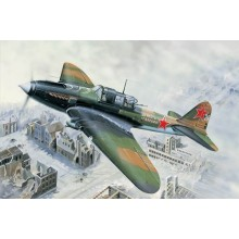 IL-2M GROUND ATTACK AIRCRAFT 1/32