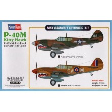 Curtiss P-40M Kittyhawk 1/48
