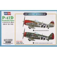 Republic P-47D Thunderbolt Fighter 1/48