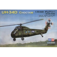 UH-34D Choctaw 1/72