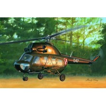 Mil Mi-2US Gunship 1/72
